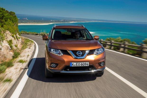 Nissan X-Trail | Pierwsza jazda | Wi�kszy Qashqai