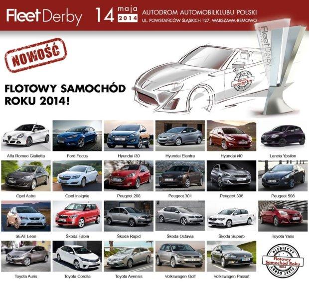 Fleet Derby 2014 | Zapowied�