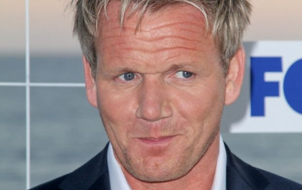 08/05/2011 - Gordon Ramsay - Fox All-Star Party 2011 - Arrivals - Gladstone's Malibu - Malibu, CA, USA - Keywords: Chef Gordon Ramsay,