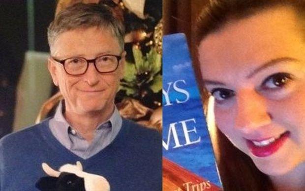 """Jej """"Tajemniczym Miko�ajem"""" by� Bill Gates! Co dosta�a od jednego z najbogatszych ludzi �wiata?"""