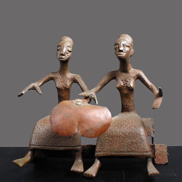 Sztuka królestwa Dahomeju z kolekcji Birgit Schlothauer i Gustava Wilhelma