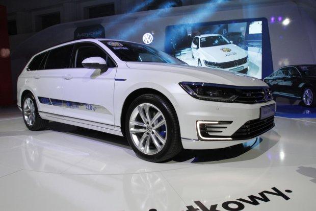 Motor Show Pozna� 2015 | Volkswagen Golf GTE i Passat GTE | Czas na hybrydy