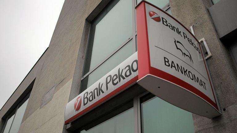 Bank Pekao - placówka w Warszawie