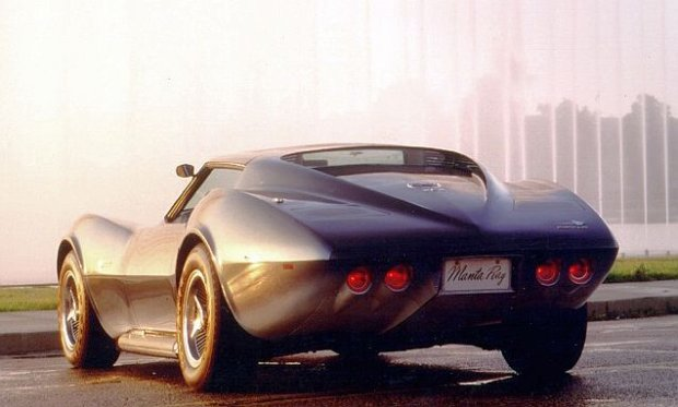 Chevrolet Corvette Manta Ray