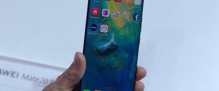 Huawei Mate 20 Pro i Mate 20. Oto dwa nowe, potężne smartfony od chińskiego giganta