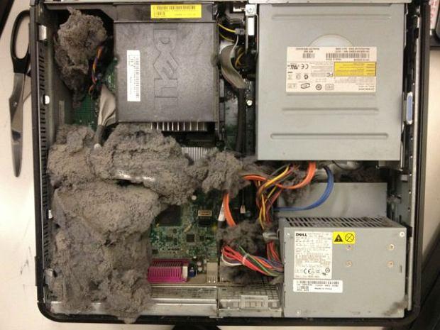 Как очистить компьютер от ошибок