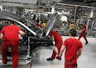 W pozna�skiej fabryce Volkswagena pikieta o podwy�ki