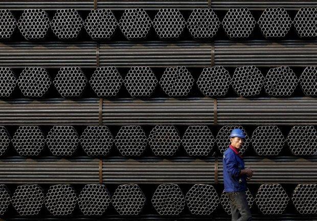 Świat wzywa Chiny, aby ograniczyły produkcję stali