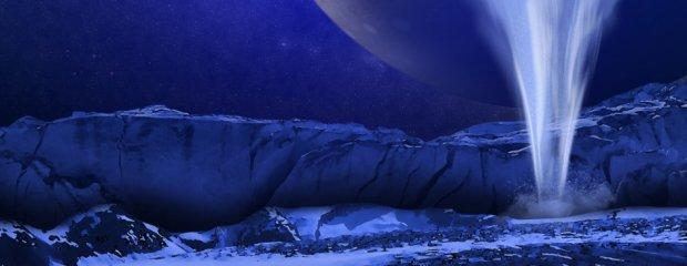 NASA ogłasza: woda tryska poza Ziemią! Na Europie, księżycu Jowisza