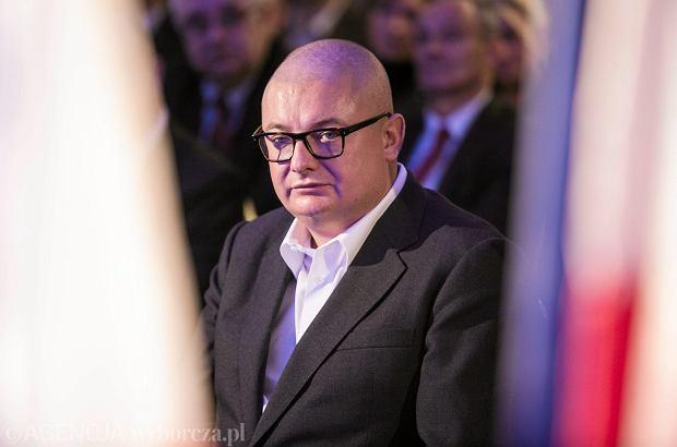 Kandydat na europosla z listy PO - Mariusz Kamiński