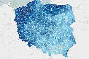 Gdzie w Polsce rodzi się najwięcej nieślubnych dzieci?