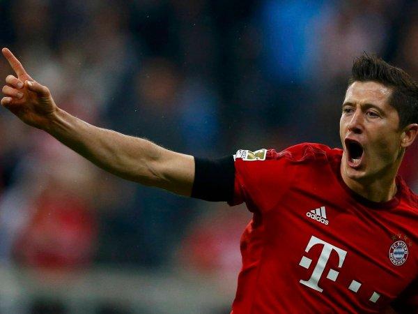 Druga bramka Lewandowskiego! Bayern miażdży Borussię, a jeszcze kilkadziesiąt minut!
