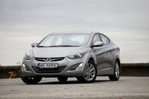 Hyundai Elantra 1.6 MPI Style | Test | Na odwr�t