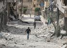 Czas się zatrzymać. Czas poczuć się źle. W Aleppo giną ludzie