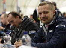 Maciej Szczepaniak: Robert Kubica to facet, który się nie poddaje. Nigdy