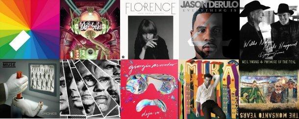 Czerwiec obfituje w długo oczekiwane premiery płytowe. Przedstawiamy Wam 10 propozycji albumów, po które warto w tym miesiącu wybrać się do sklepów muzycznych! A Ty, na który krążek czekasz najbardziej?