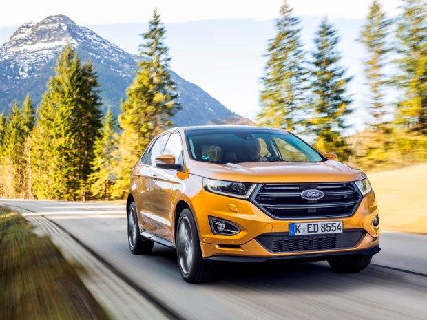 Ford Egde | Ceny w Polsce | Duży SUV ze Stanów