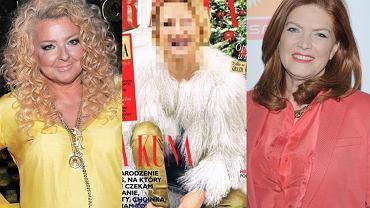 """Wszystkich zdumiała okładka grudniowego wydania """"Grazii"""", na którym uśmiecha się zupełnie niepodobna do siebie Iza Kuna. 45-letniej aktorce wygładzono twarz, zabrano z niej zmarszczki i upodobniono do figury woskowej. To jednak nie pierwszy raz, kiedy graficy postanowili na siłę upiększyć gwiazdy. Zobaczcie najgłośniejsze """"masakry Photoshopem"""". O tych okładkach się mówiło."""