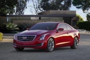 Cadillac ATS Coupe i zapowiedź ATS-V