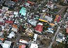 Huragan Irma uderza