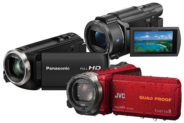 Tradycyjne kamery cyfrowe