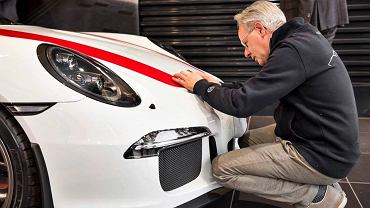 Horacio Pagani odbiera Porsche 911 R