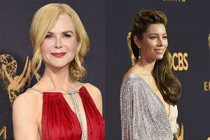 W niedzielę wieczorem po raz 69. zostały wręczone nagrody Emmy. Na czerwonym dywanie pojawił się tłum gwiazd, ale najjaśniej błyszczała Nicole Kidman ze statuetką za rolę w serialu 'Big Little Lies' i w przepięknej kreacji od Calvina Kleina.
