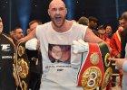 Tyson Fury pozbawiony tytułu przez IBF! Głazkow - Martin o wakujący pas