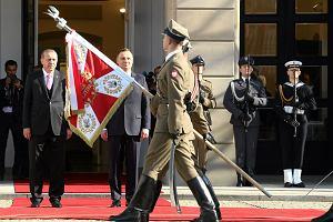 Skąd w Warszawie taka feta na cześć Erdogana? W odpowiedzi porównania do polskiej polityki