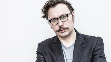 Rafał Woś - dziennikarz Polityki, współpracownik Gazeta.pl
