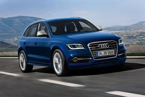 Audi SQ5 - moc drzemie w dieslach