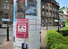 """Plakaty KOD """"naruszają dobre obyczaje"""". Będzie protest"""