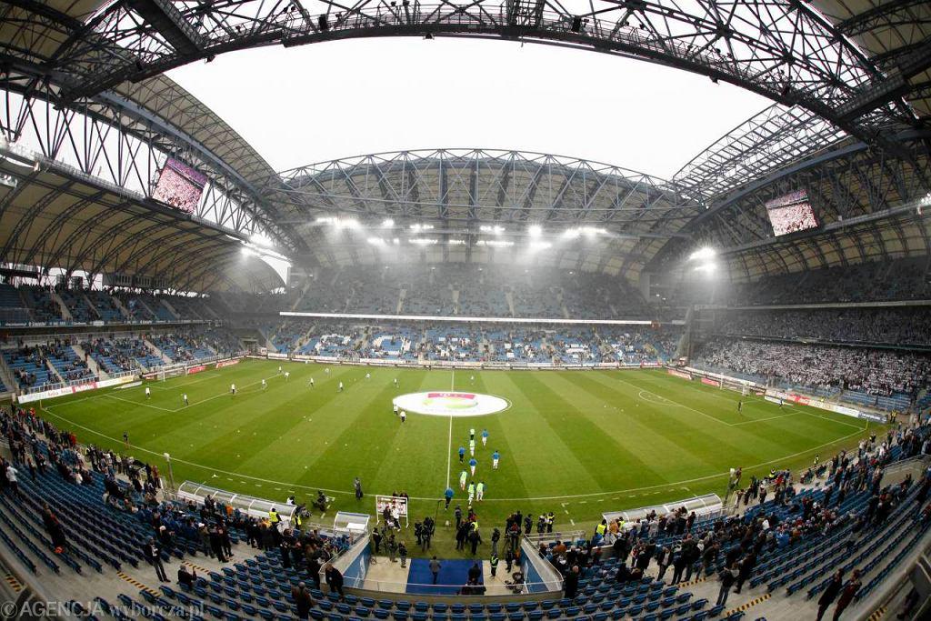Stadion Miejski przy ul. Bułgarskiej