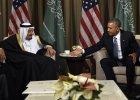 USA - Arabia Saudyjska. Koniec sielanki?