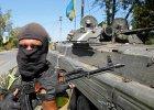 Ukrai�cy walcz� o Donbas. Separaty�ci: S� posi�ki z Rosji. Czerwony Krzy�: Jest porozumienie ws. konwoju [PODSUMOWANIE DNIA]