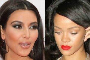 Kardashian i Rihanna kolejnymi ofiarami wycieku nagich zdj��. Hakerzy opublikowali jeszcze wi�cej prywatnych fotografii i film�w gwiazd