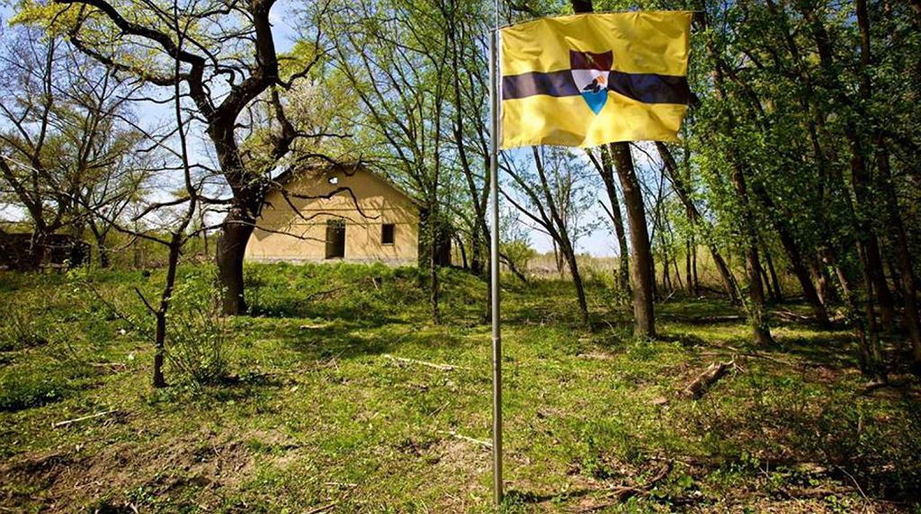 Tak dziś wygląda Liberland (fot. Liberland)