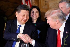 Szczyt USA - Chiny w cieniu ataku na reżim w Syrii. Trump zyskał respekt Chińczyków?