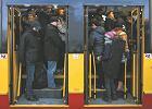 Po po�arze mostu t�ok w komunikacji. Kiedy otworz� metro?