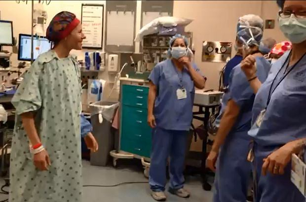 Deborah Cohan i lekarze