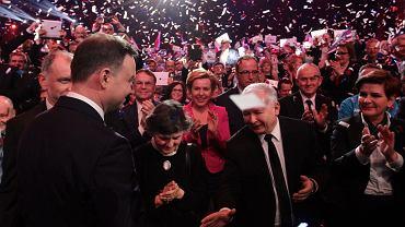 Konwencja wyborcza Andrzeja Dudy (fot. Sławomir Kamiński)