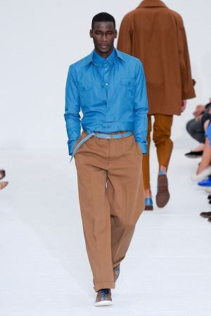 Z Zegna moda męska