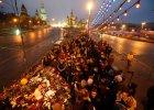 """""""Wiemy, kto zabi� naszego przyjaciela"""". Rosjanie op�akuj� Borysa Niemcowa"""