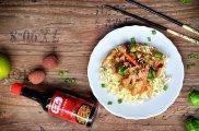 Stir-fry z kurczakiem