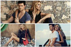 Anja Rubik i Sasha Knezevic reklamują obuwie CCC, czyli jak sprawić, żeby popularna marka wyglądała luksusowo [WSZYSTKIE ZDJĘCIA]