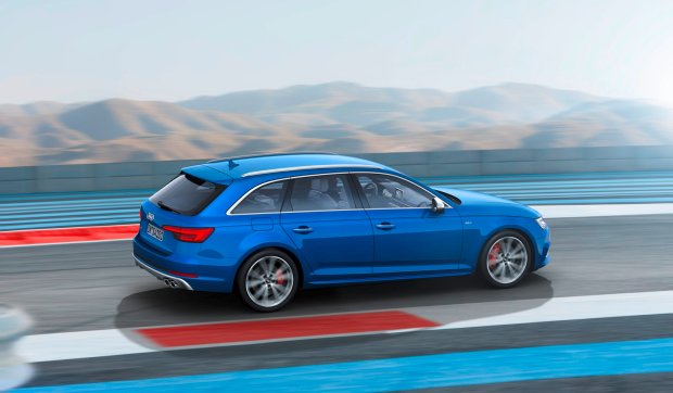 Salon Genewa 2016 | Audi S4 Avant | Mocarne kombi do��cza do rodziny