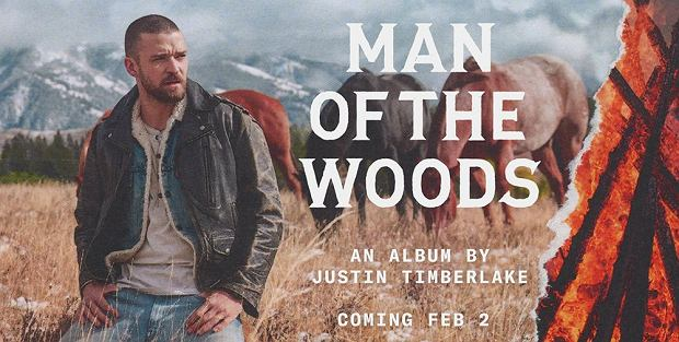 """To będzie już czwarty studyjny album w karierze piosenkarza. Justin Timberlake zaprezentował teledysk do utworu """"Filthy"""", który jednocześnie stanowi początek promocji albumu """"Man of the woods"""", który ukaże się już 2 lutego."""