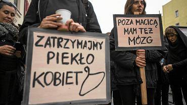 Ogólnopolski Strajk Kobiet, 3 października, Lublin