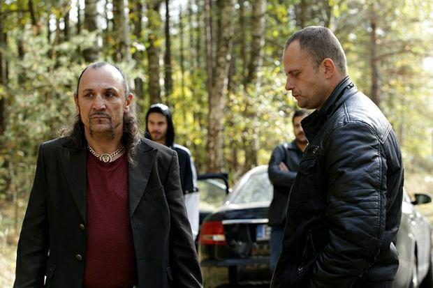 Grzegorz Stelmaszewski, kadr z filmu 'Las, 4 rano'