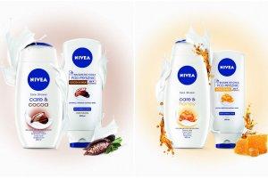 Nivea: nowe zestawy pod prysznic z masłem kakaowym oraz miodem [test redakcji]